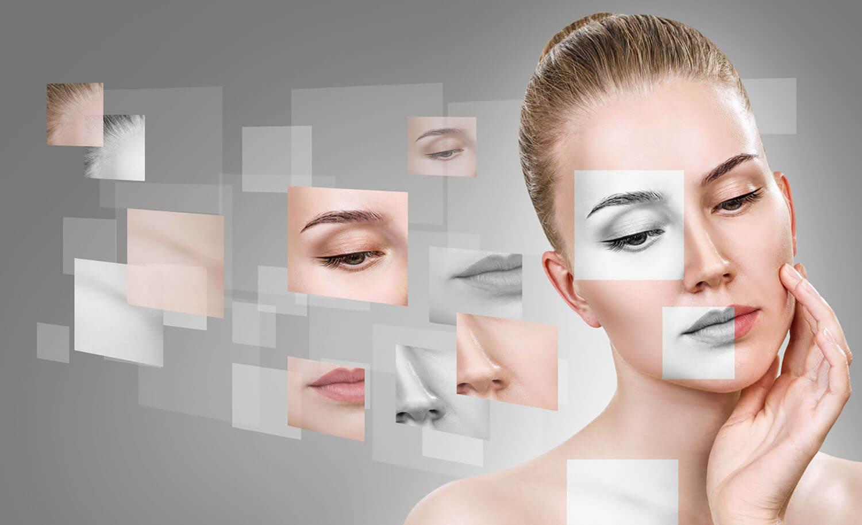 Interventions les plus courantes en chirurgie et médecine esthétique du visage